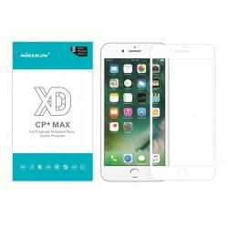 Szkło 3D hartowane 9H Nillkin CP+ MAX iPhone 8