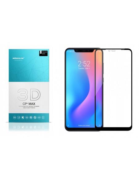 Szkło 9H 3D Nillkin CP+ MAX do Xiaomi Mi8 Mi 8