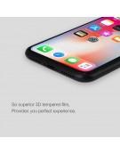 Szkło 3D hartowane 9H Nillkin CP+ MAX iPhone X