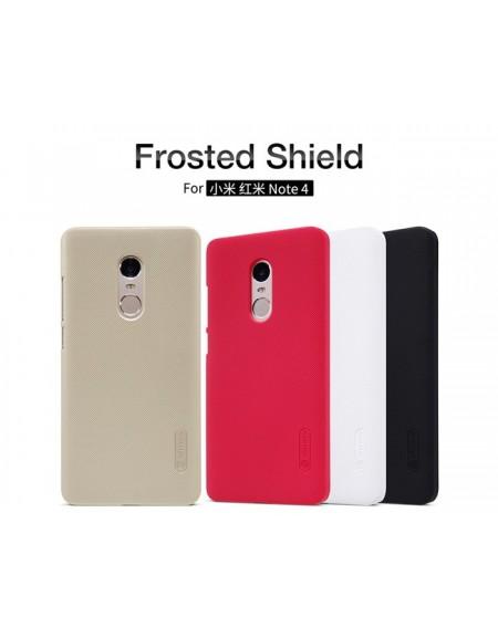 Etui Nillkin Frosted Xiaomi Redmi Note 4 + Folia