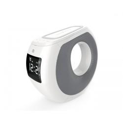 Nillkin MC1 Głośnik Bluetooth, Ładowarka QI, Zegar