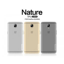 Etui Nillkin Nature TPU Slim do OnePlus 3